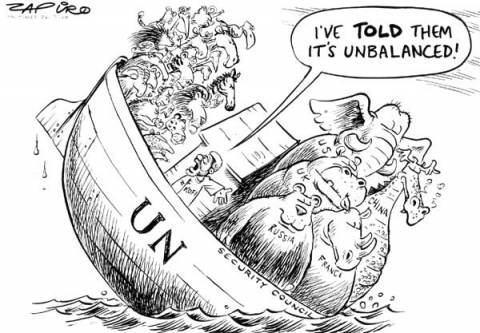 Image result for UN CARTOON